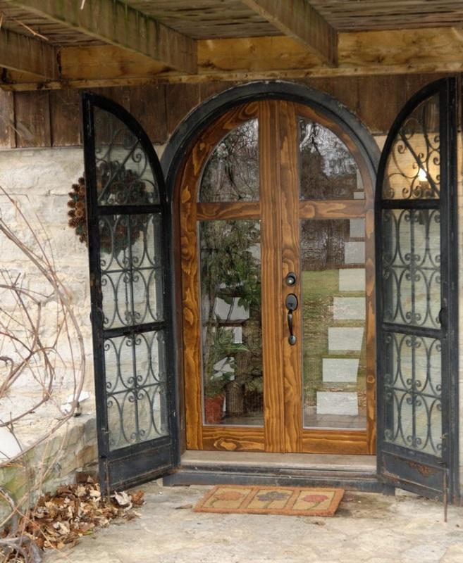 Doors & Designer/Maker - Interior and Exterior Wood Doors - Kingston ...